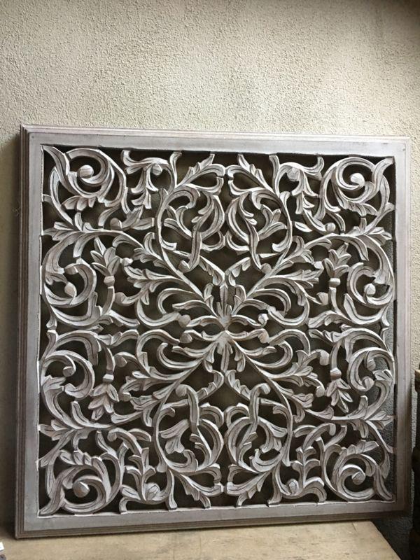 Muurdecoratie Hout Woonkamer.Prachtig Groot Houten Wandpaneel Wanddecoratie Paneel