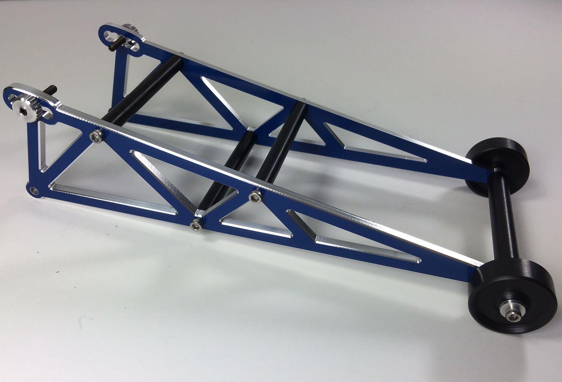 "New Traxxas 7"" long 5 position adjustable Wheelie Bar Now Available"
