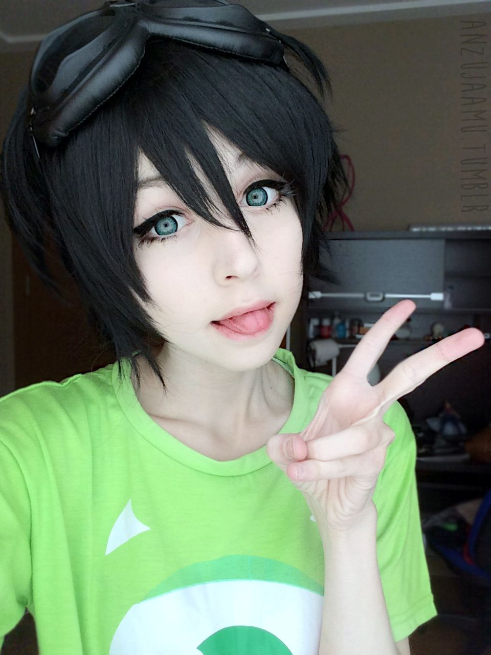 Cosplayer Anzujaamu Tìm với Google Adorable
