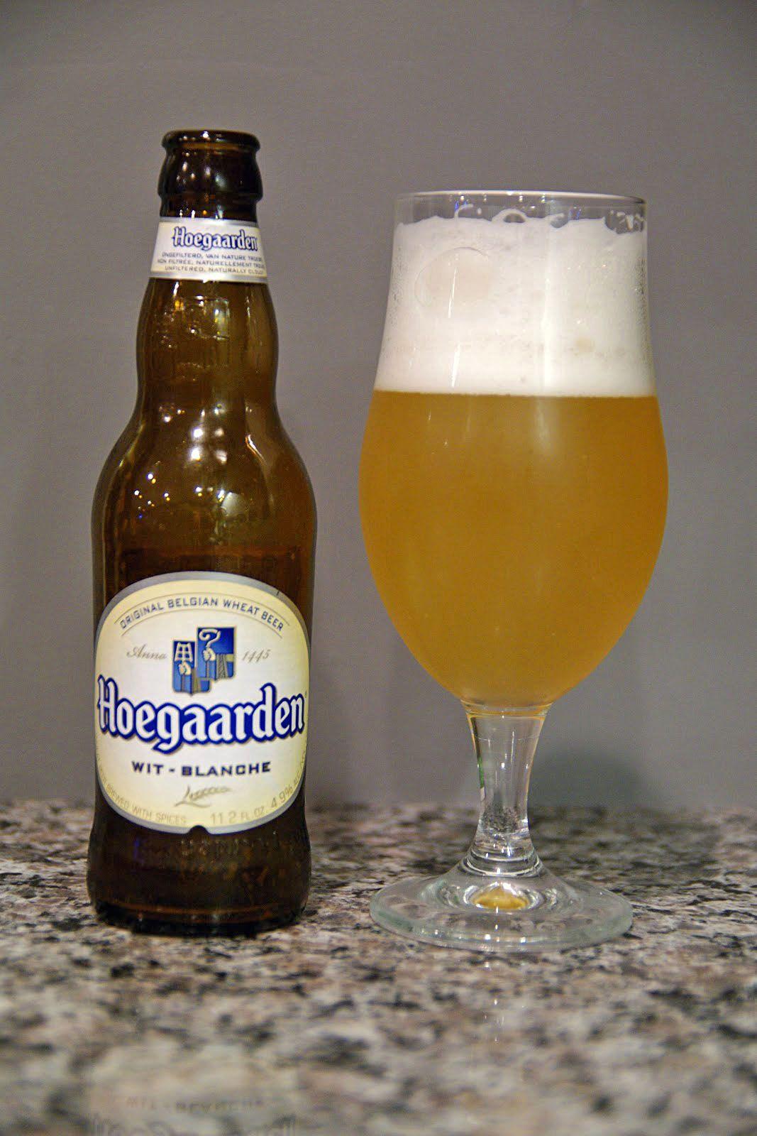 Brouwerij Van Hoegaarden Witbier These Usually Unfiltered Pale