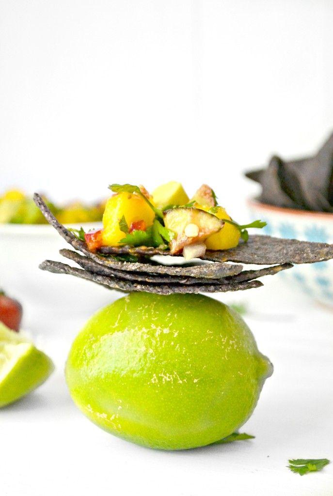 Avocado Mango Fig Salsa