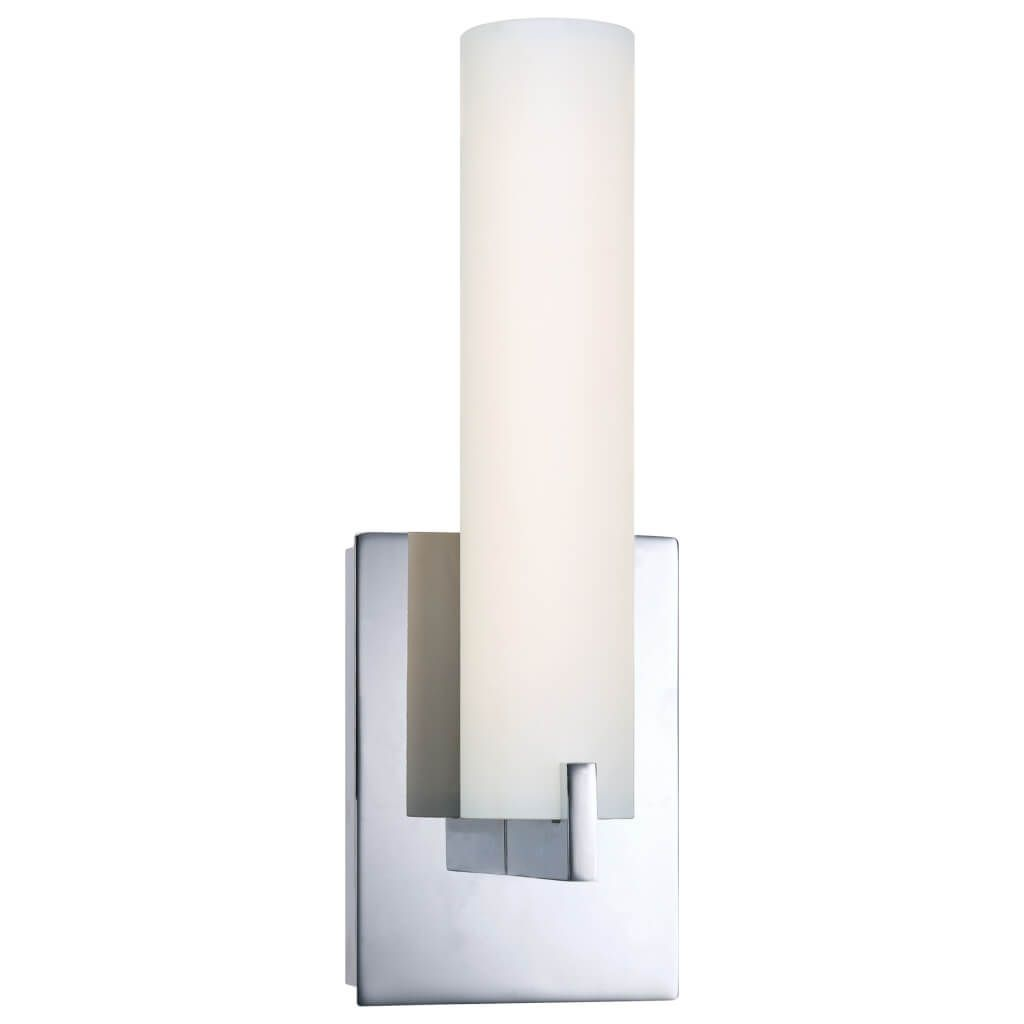 Bathroom, Decorative Bathroom Wall Sconce Lighting With Candle Lamp Shade  And Metal Lamp Base For