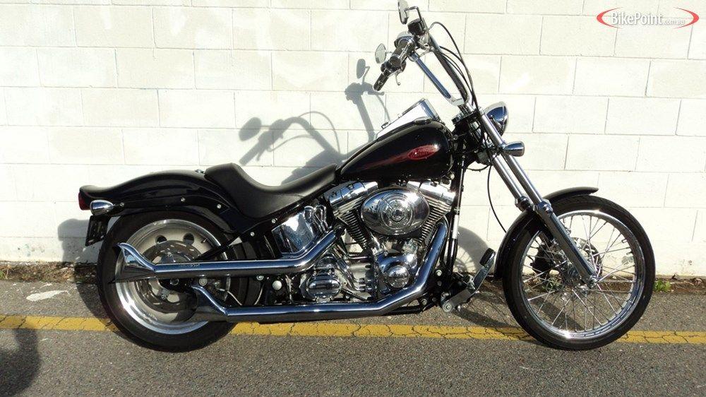 2006 Harley Davidson Fxst Softail Standard 1450 Bikes