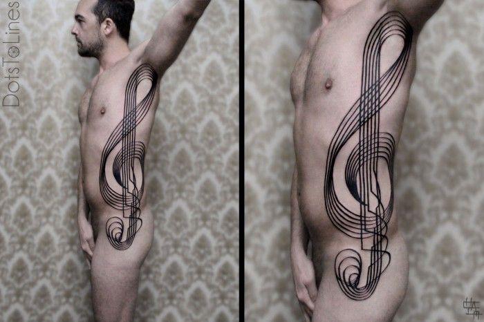 Line Art Tattoo : Contact u living art tattoo