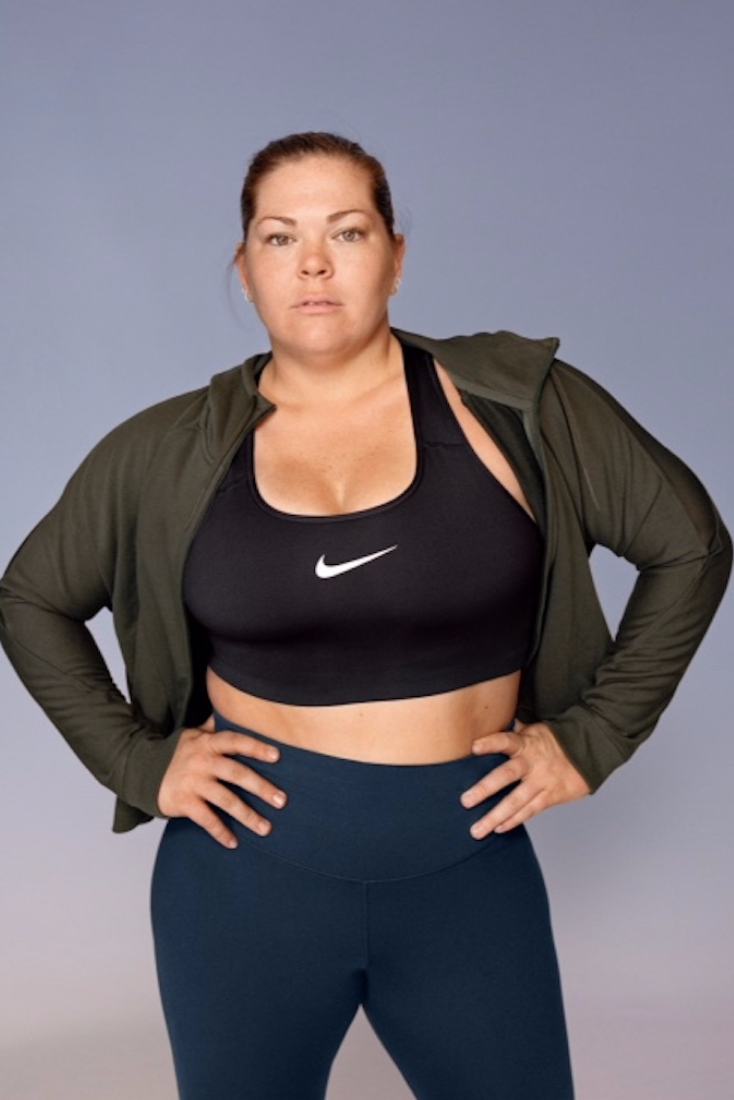 078bcbbb243 Nike launches plus-size activewear clothing line