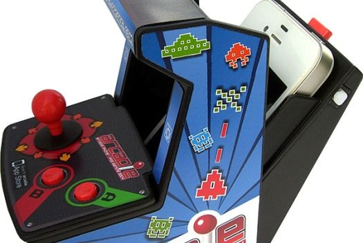 Ever thought about turning your iPhone into a mini arcade? Now you can for $20.