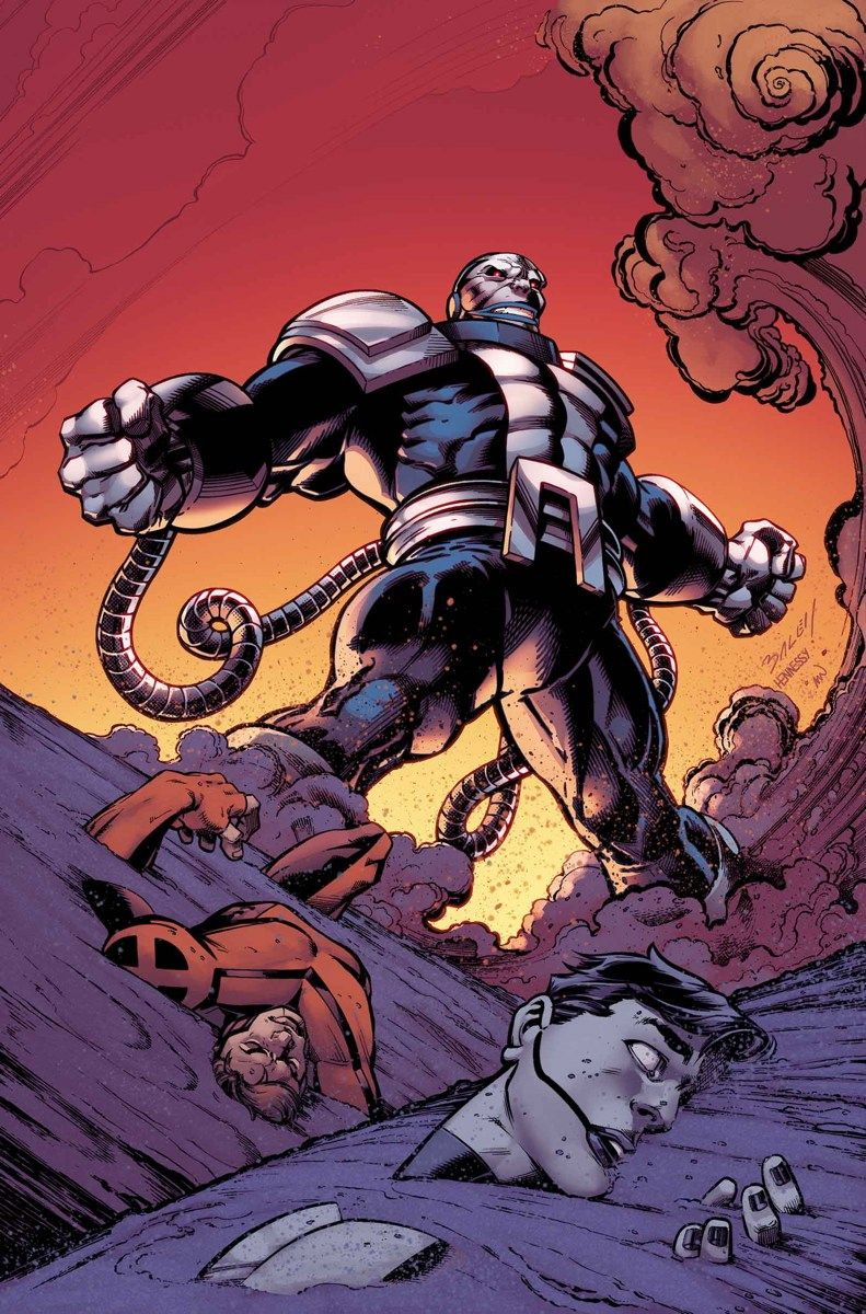 Astonishing Ant-Man #8 Aoa Var