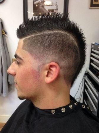 Mohawk Fade Hairstyles For Men Download Taper Fade Haircut Mohawk Hairstyles Men Mens Haircuts Fade