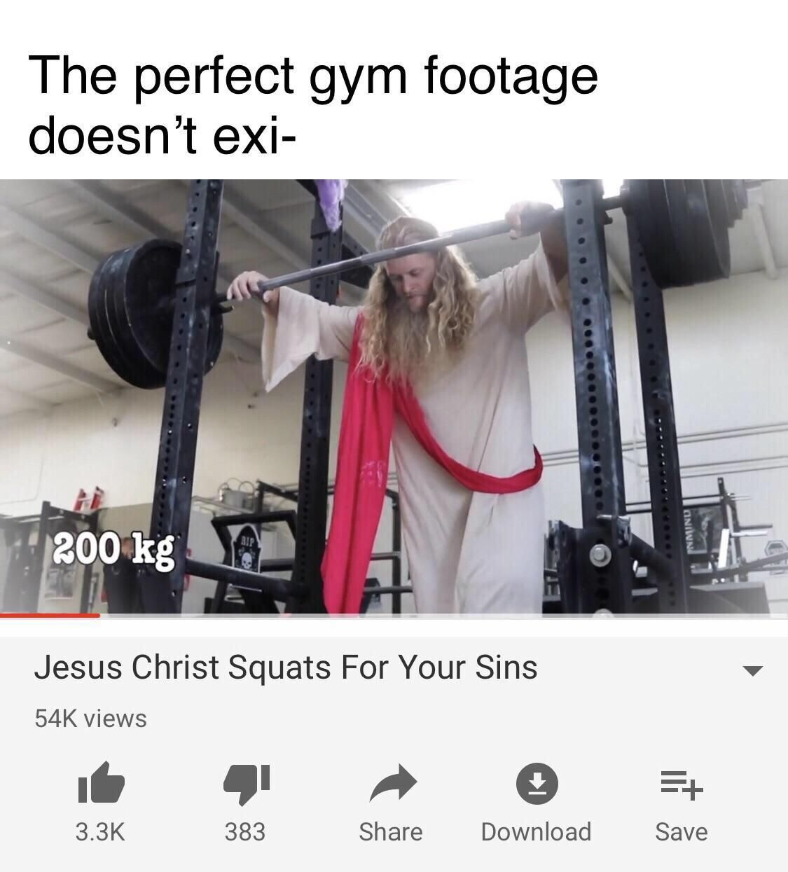 Hallelujah Our Lord Savior Memes Viral Trends Funny Meme Twitch Kappa Workout Memes No Equipment Workout Physical Fitness