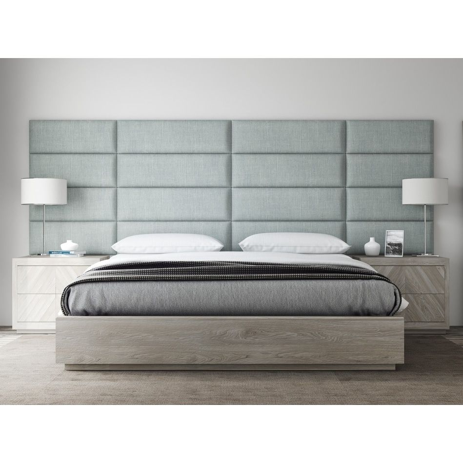 Accent Wall Ideas For A Club: VANT Upholstered Headboards