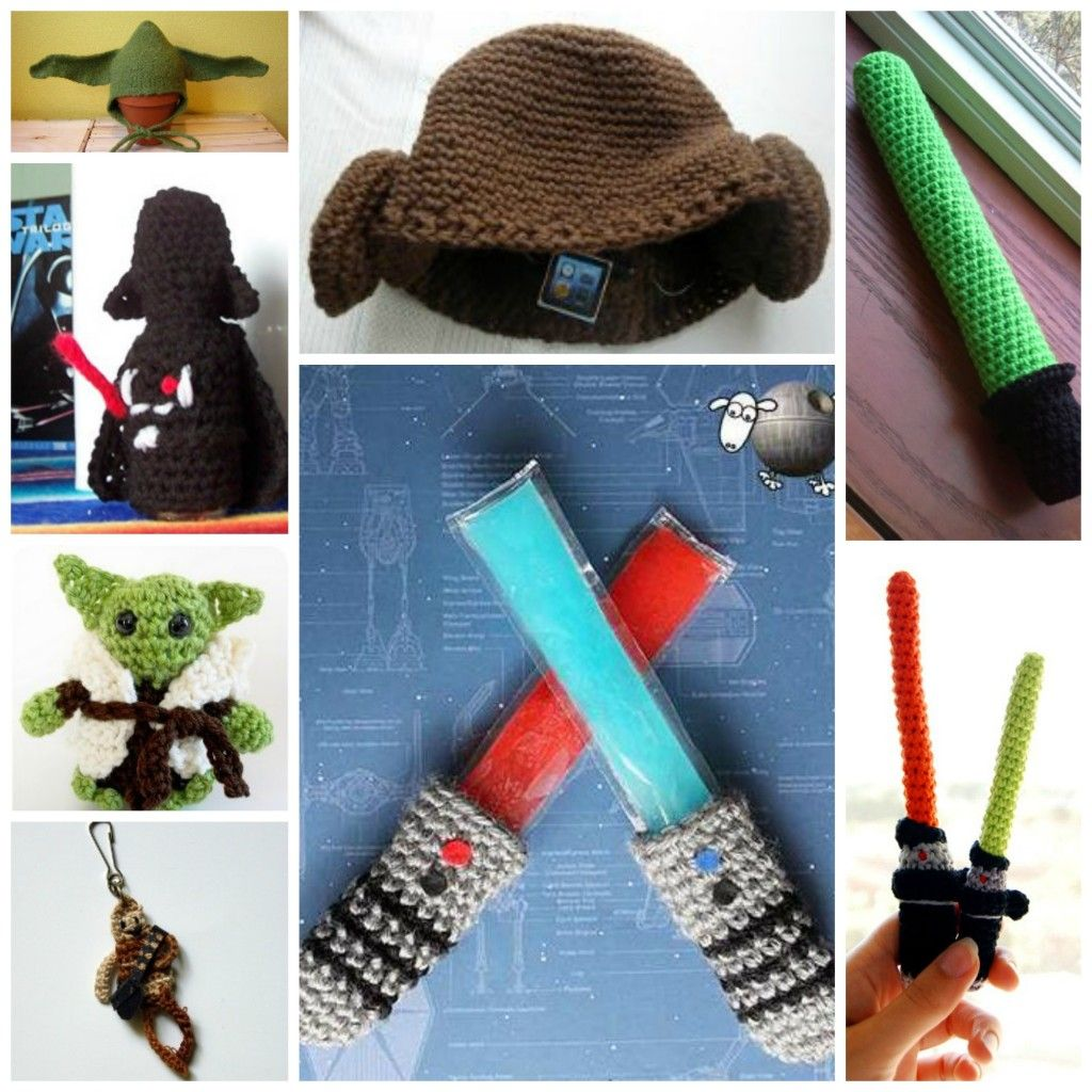 May the force be with you 7 free star wars crochet patterns may the force be with you 7 free star wars crochet patterns bankloansurffo Images