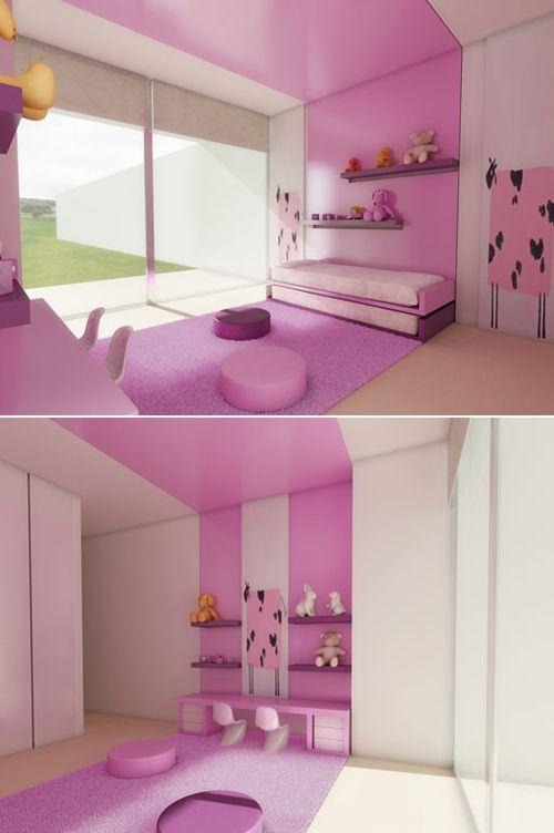 Habitaciones infantiles y juveniles de estudio a cero habitaciones juveniles fotos e ideas - Deco habitaciones infantiles ...