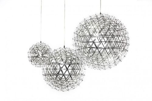 design steel pendant lamp - RAIMOND by Raimond Puts - ArchiExpo