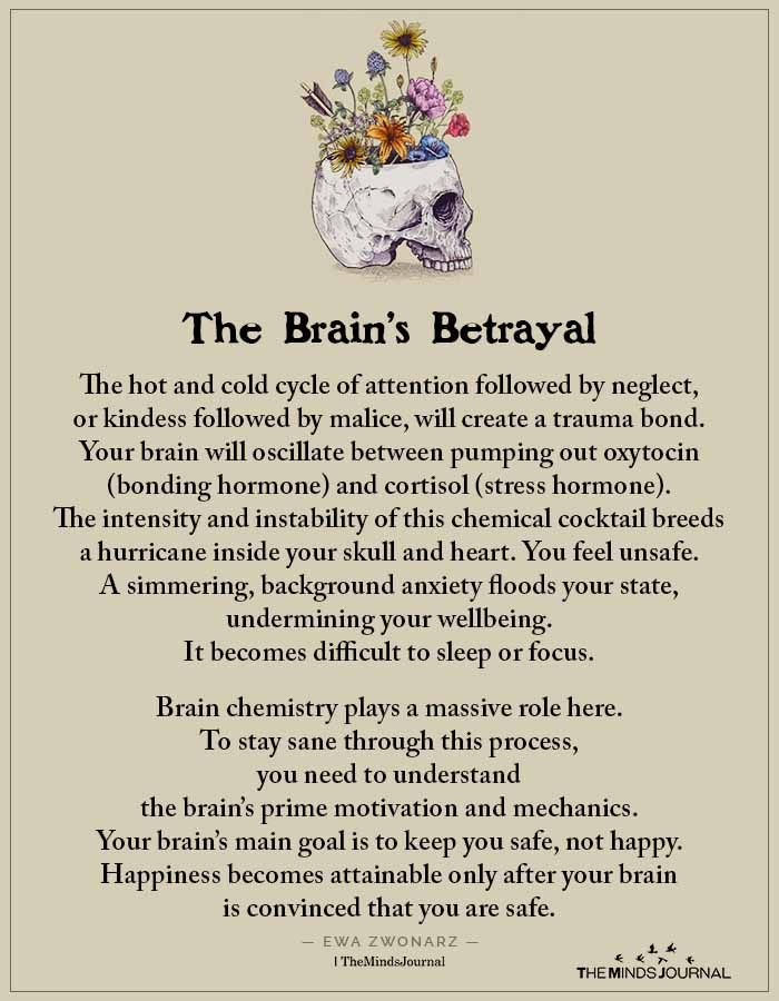 The Brain's Betrayal: The hot and cold cycle of attention