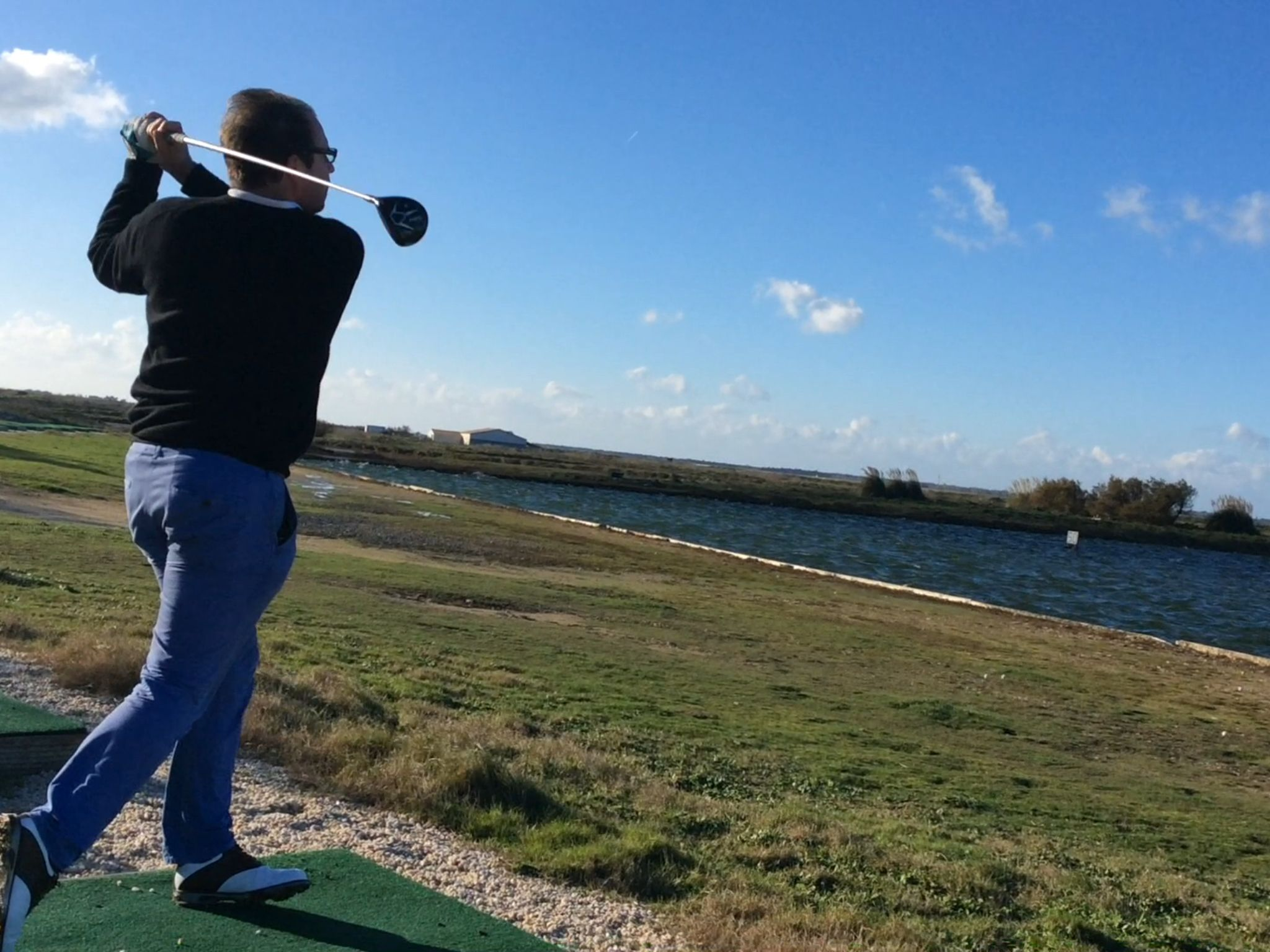 Golf aux Portes