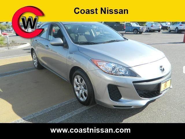 2012 Mazda Mazda3 I Sport For Sale San Luis Obispo