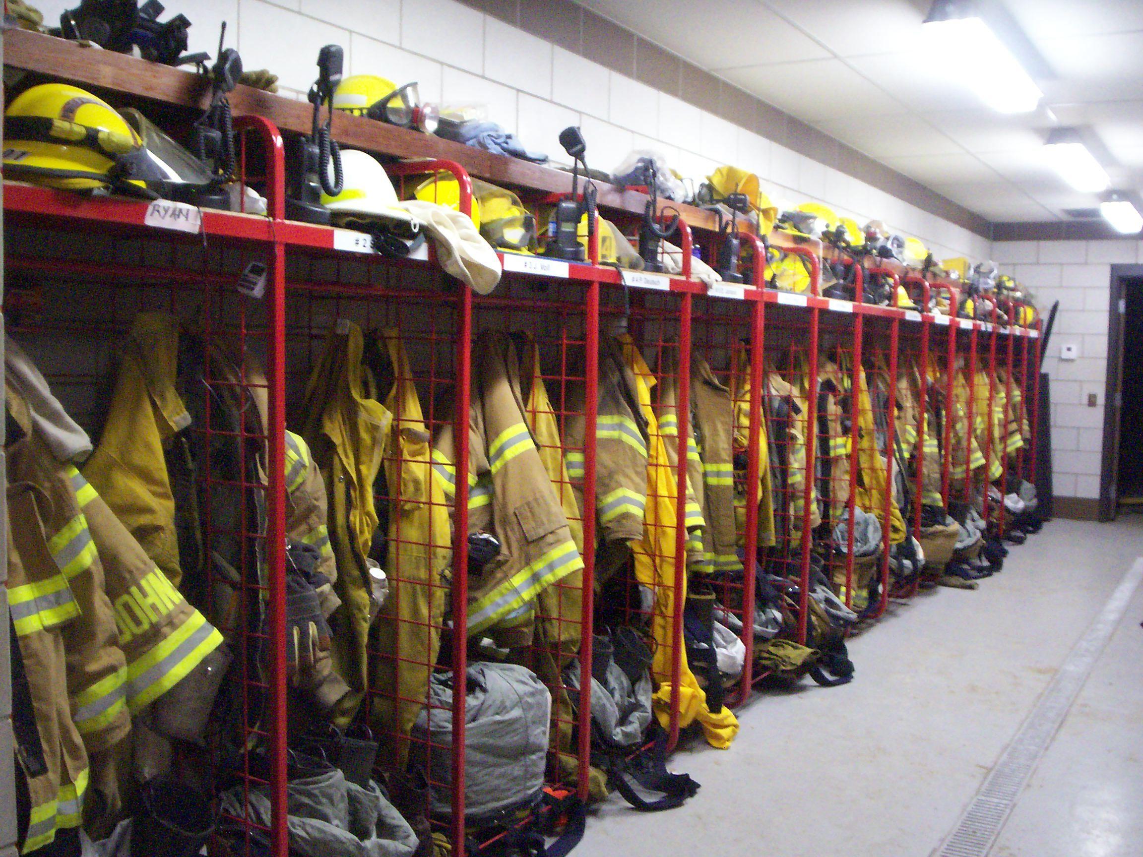 LockerRoomJPG Fire Stations