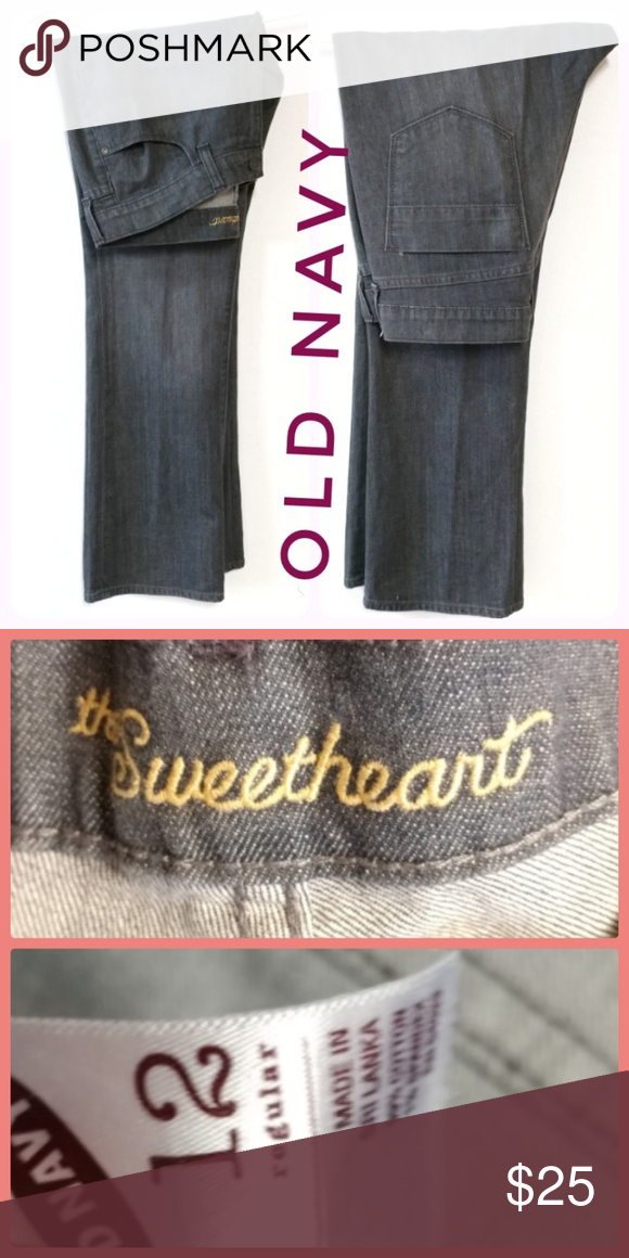 New Old Navy Sweetheart Jeans Nwt Jeans Brands Old Navy Clothes Design