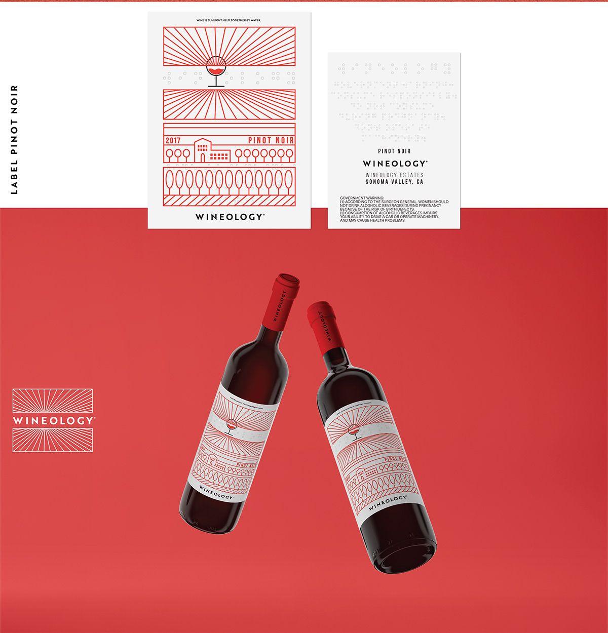 Wineology On Behance Book Editorial Design Freelance Graphic Design Behance