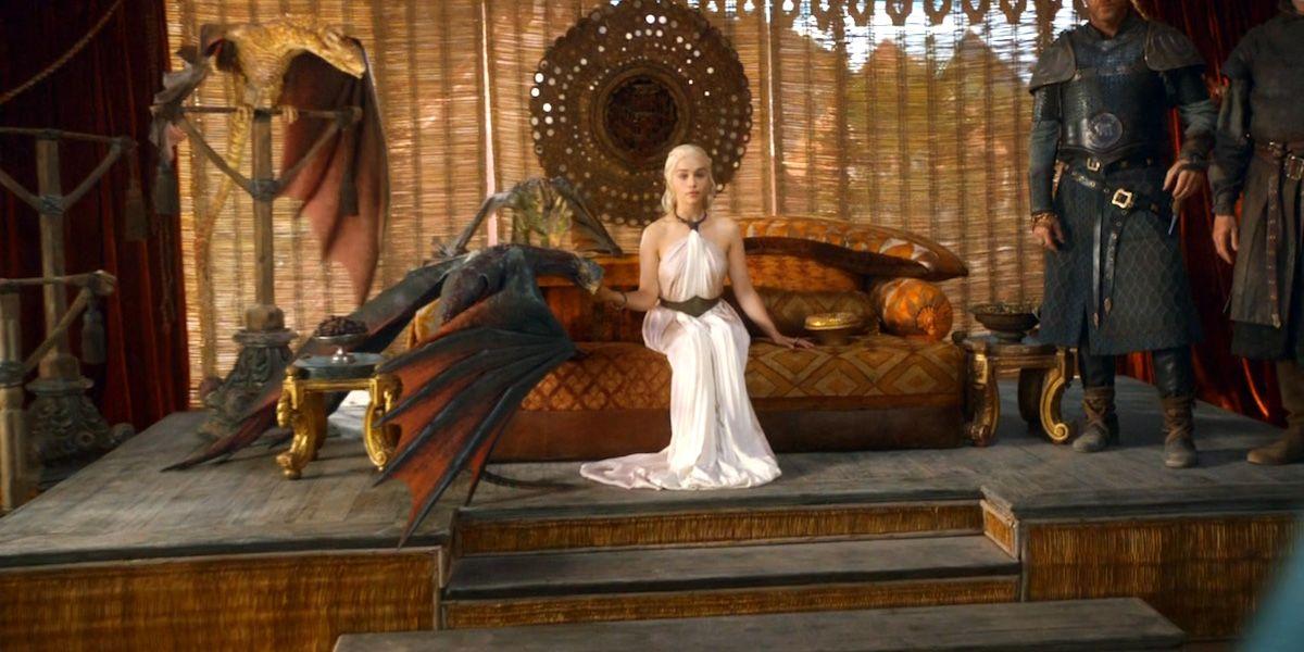 Daenerys Targaryen   - HarpersBAZAAR.com