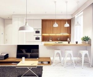 these modern kitchens just might inspire you update your own space ...