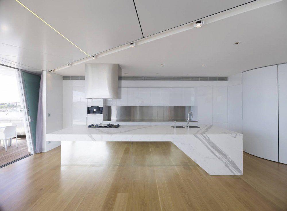 kitchen, bondi penthousempr design group | keukens - kitchens, Deco ideeën