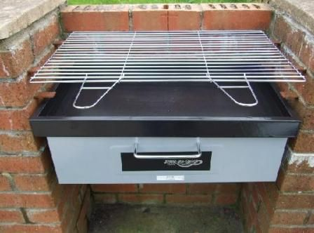 Diy Brick Bbq Kit With Oven For Hubby Charcoal Bbq