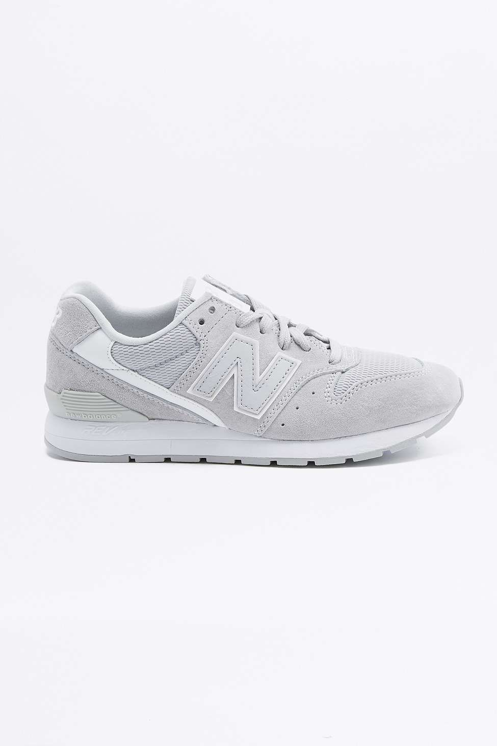 new balance 500 trainers in white
