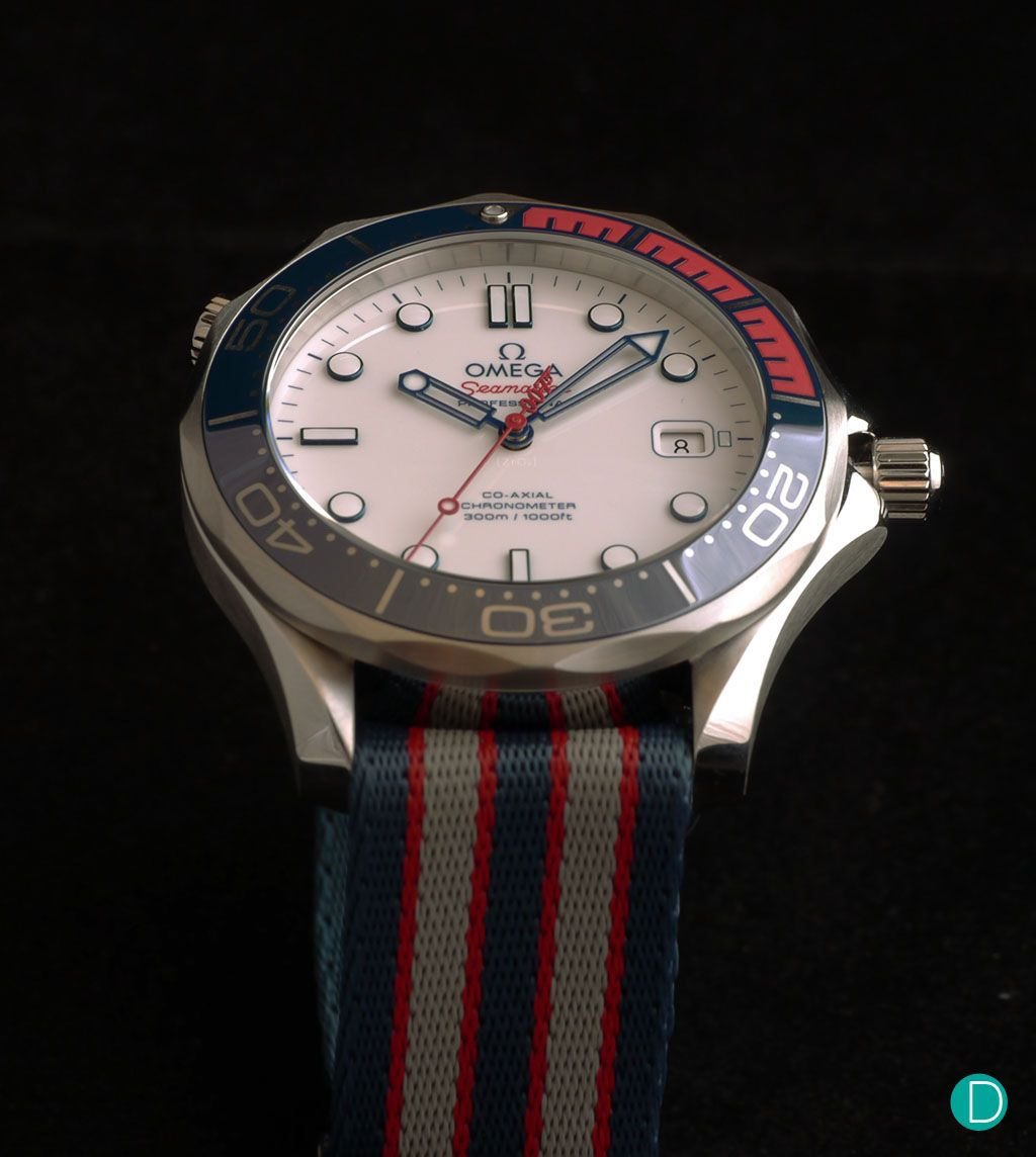 """REVIEW: OMEGA SEAMASTER DIVER 300M """"COMMANDER'S WATCH ..."""