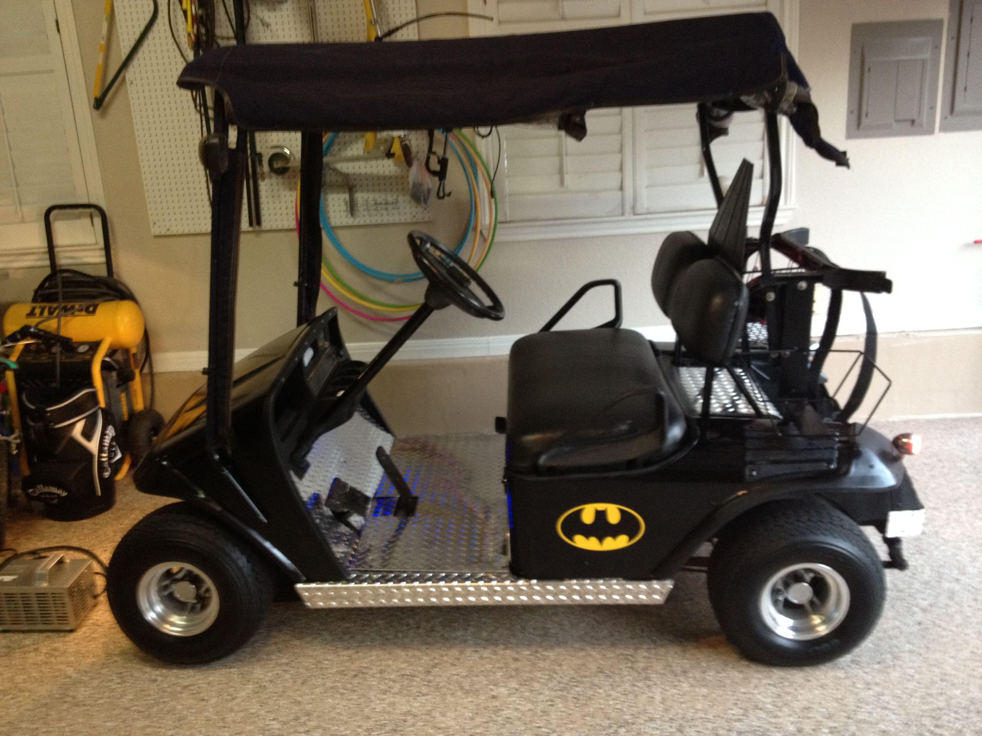My Batman Golf Cart Autos