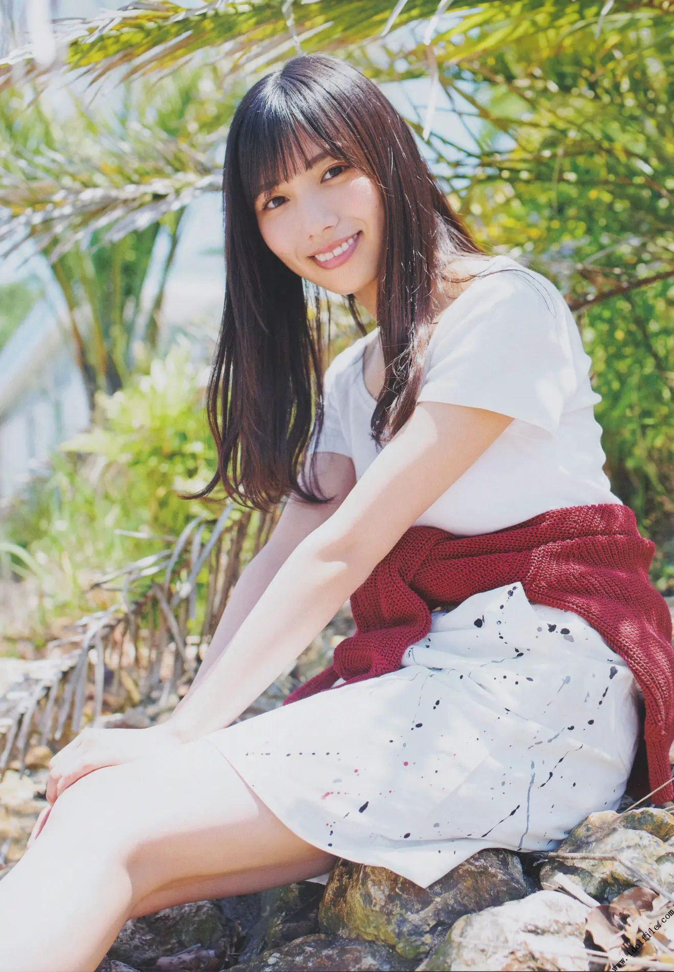 乃木坂46遠藤さくらちゃん・筒井あやめちゃんの新世代グラビア