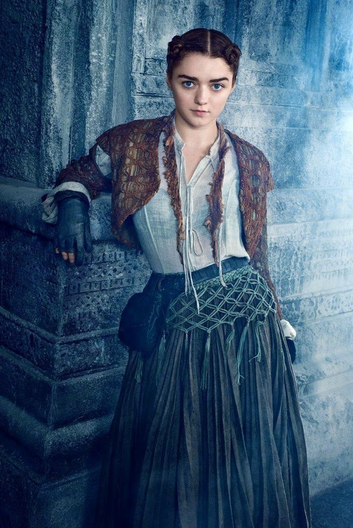 Maisie Williams Hints At Cliffhanger In Gameofthrones Season 7