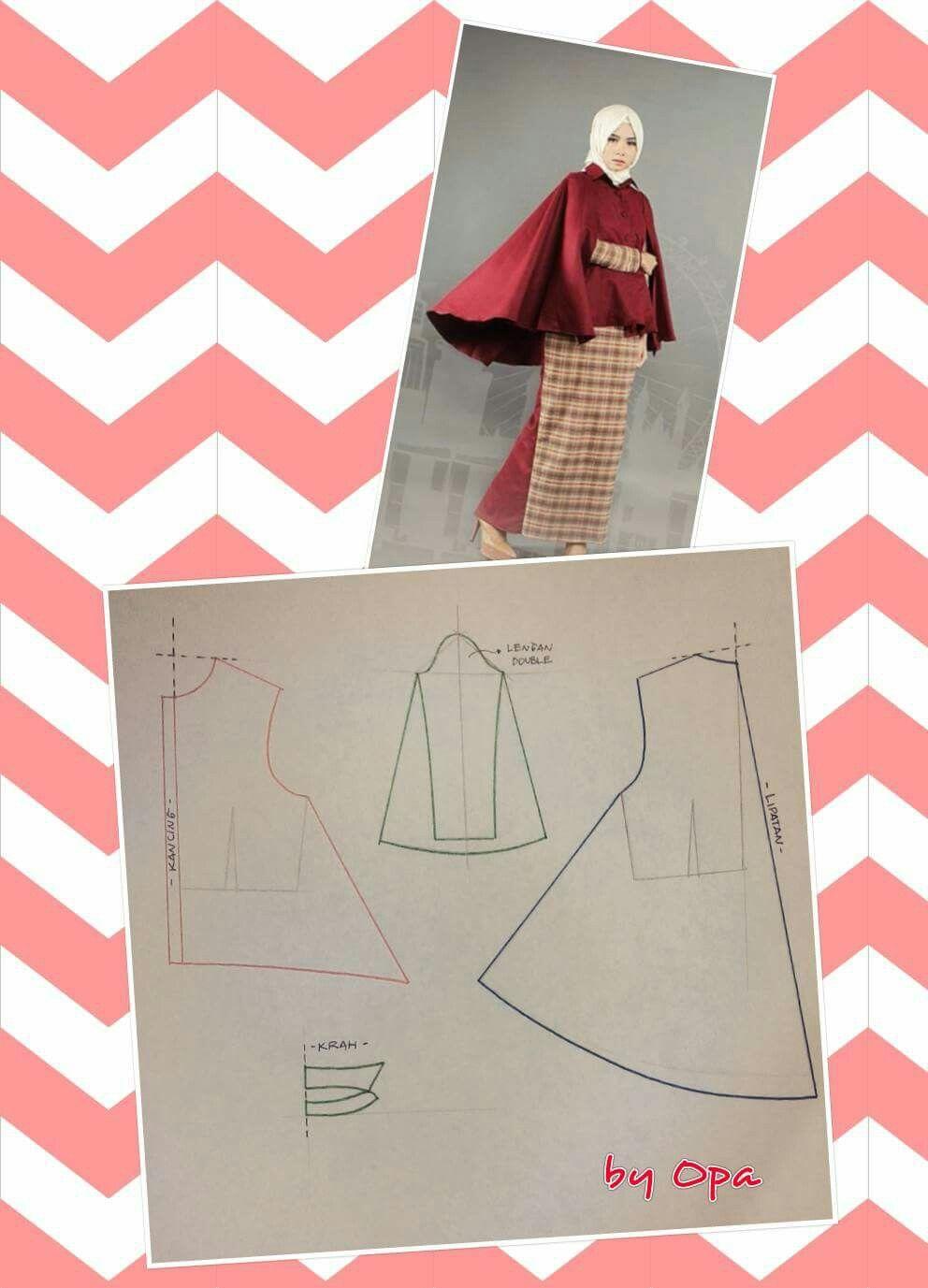 Pin de Naira Valencia en Patrones | Pinterest | Costura