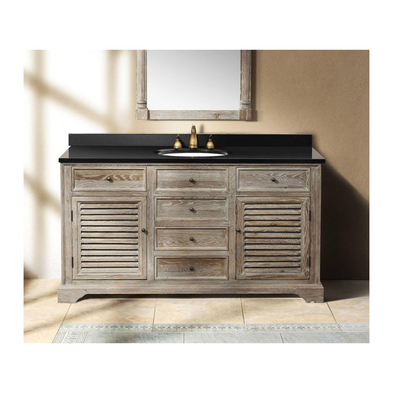 inspirational lovely wood bathrooms vanities design weathered bathroom of country reclaimed vanity