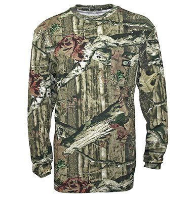 walls ledgend mens hunting long sleeve pocket t shirt on walls men s insulated hunting coveralls id=58516
