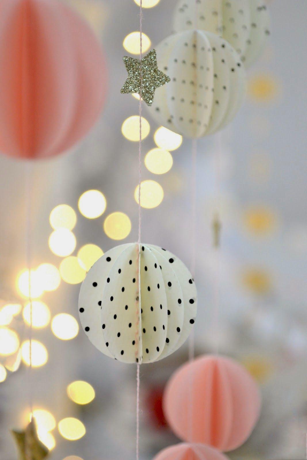Ideas para decorar con guirnaldas muy originales - Papel para decorar ...