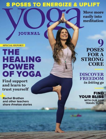 Yoga Journal One Year Subscription Yoga Journal Magazine Yoga