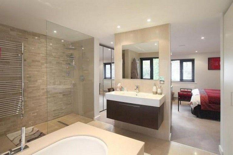 59 Marvelous Open Bathroom Concept For Master Bedrooms Decor Ideas Bathroomideas Bathroomdesign B Open Concept Bathroom Open Bathroom Master Bedrooms Decor House with open concept bathroom
