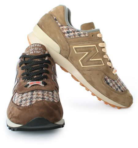 New Balance Harris tweed sneakers - Style Men