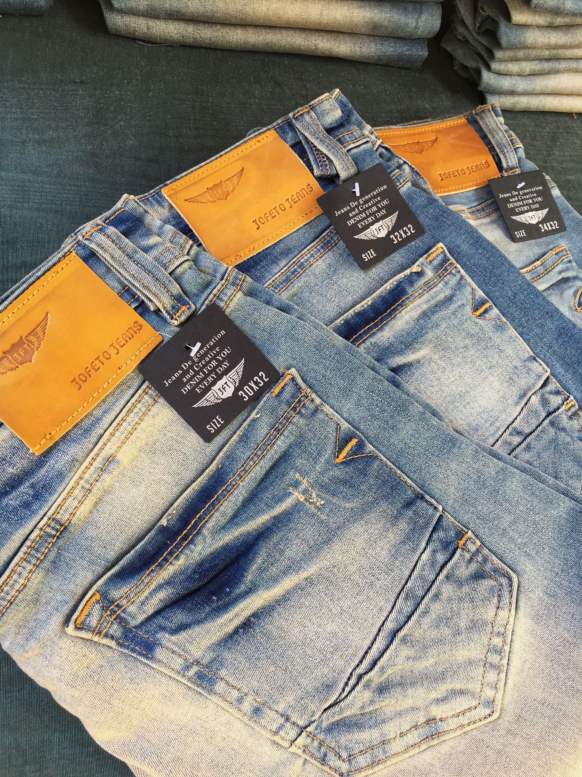 Jofeto Jeans Jeans De Moda Jeans Para Hombre Pantalones De Mezclilla