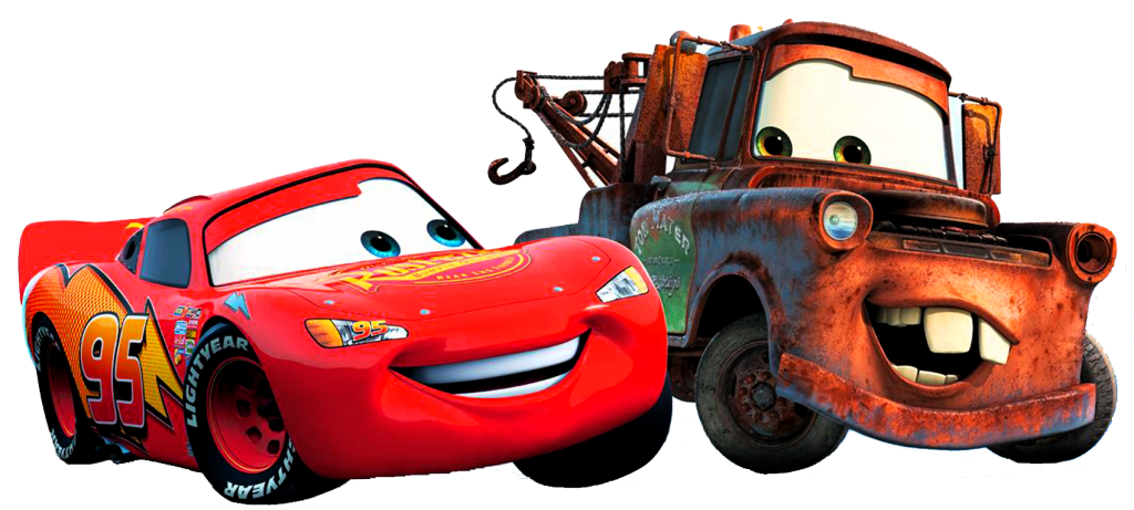 Lightning Mcqueen Mater 1 Disney Cars Wallpaper Cars Movie Cars De Disney