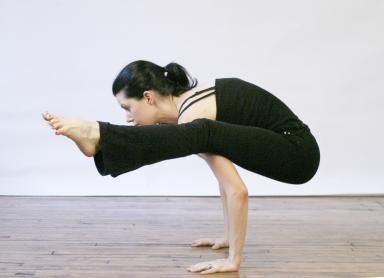 try firefly pose tittibhasana for a yoga arm balance