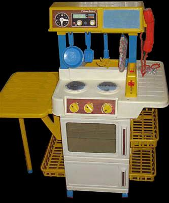 High Quality #2101 Fisher Price Kitchen