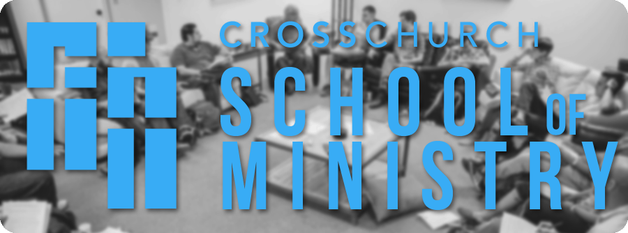Guest Post The Cross Church School of Ministry Enters