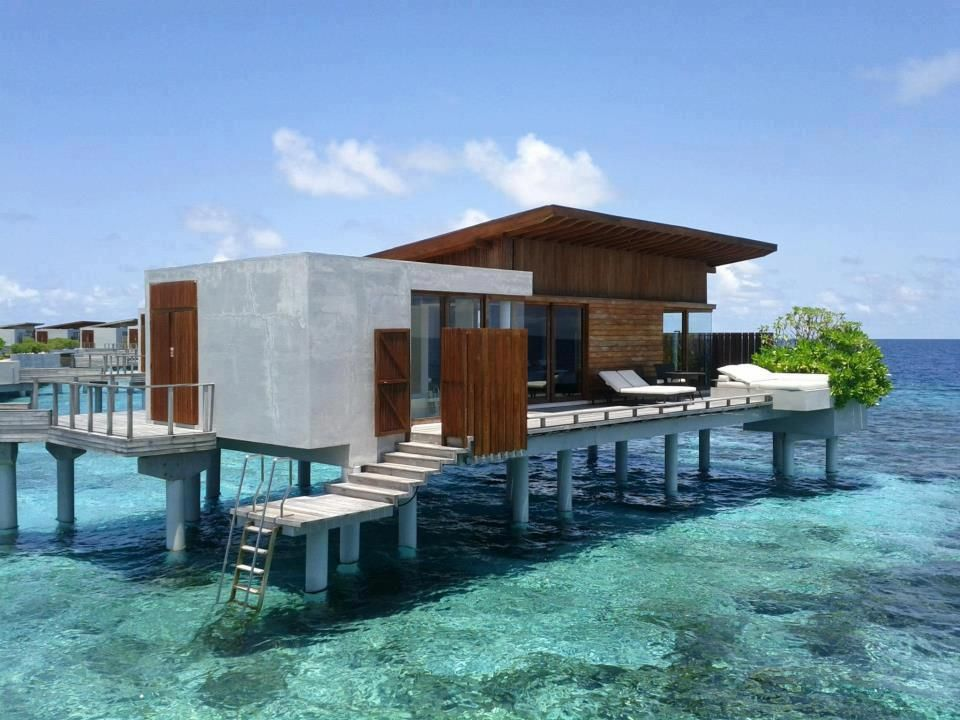 Modern Seaside House