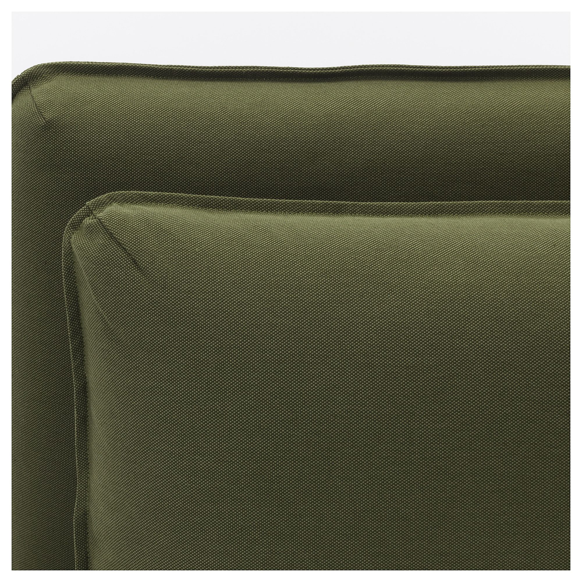 Peachy Ikea Vallentuna Orrsta Olive Green Sectional 1 Seat Lamtechconsult Wood Chair Design Ideas Lamtechconsultcom