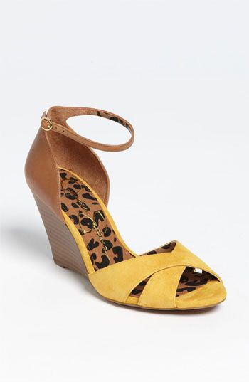 Jessica Simpson 'Nouta' Sandal available at Nordstrom. Literally adorable