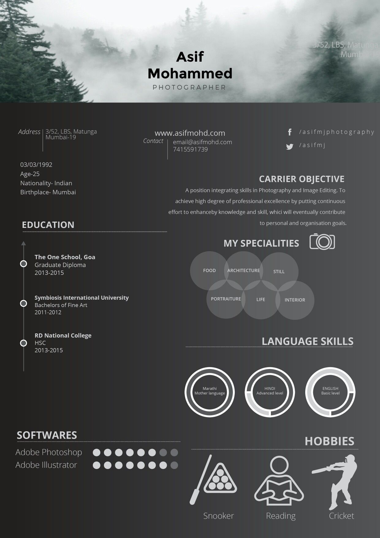 Pin by graphic bunnies on resume by gb image photography