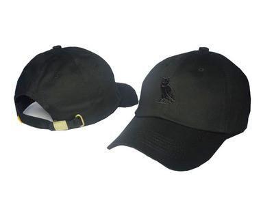 d1dbb3e80 Drake 6 god pray ovo cap black Strapback OVO Hotline Bling hats ...