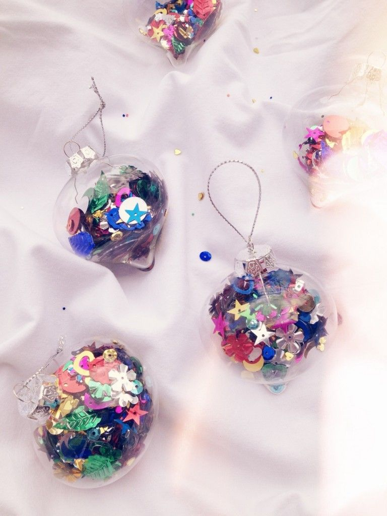 40 Easy Homemade Christmas Decoration Ideas – All About Christmas ...